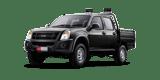 isuzu d-max double cab minning isuzu